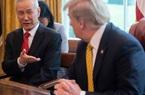 Phó Thủ tướng Lưu Hạc dẫn đầu phái đoàn Trung Quốc sang Washington ký thỏa thuận giai đoạn 1