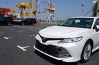 Ô tô nhập khẩu bất ngờ giảm mạnh