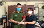 Nhặt được 4 cọc tiền, nữ sinh viên ở Sài Gòn có hành động cực đẹp