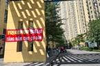 Chung cư 1.200 căn hộ chỉ có 266 chỗ đỗ xe máy