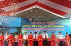 Khánh thành công trình đập hạ lưu Sông Dinh với tổng vốn gần 700 tỷ đồng