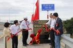 Ninh Thuận: Khánh thành đập thủy lợi hạ lưu sông Dinh  700 tỷ đồng, dài 240m