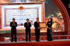 TP.Lạng Sơn đón nhận Huân chương Độc lập hạng Nhất của Chủ tịch nước