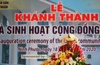 Khánh thành nhà sinh hoạt cộng đồng Chăm làng Bàu Trúc hơn 19 tỷ đồng