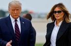Tổng thống Trump và đệ nhất phu nhân Melania dương tính với virus SARS-CoV-2