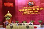 Hòa Bình: Khai mạc Đại hội Đảng bộ tỉnh lần thứ XVII