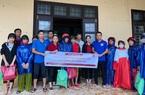 Tuổi trẻ Agribank Quảng Trị chung tay khắc phục hậu quả do mưa lũ