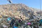Lý do Trà Vinh phải bốc dỡ 30.000 tấn rác thải vận chuyển bằng xe đầu kéo sang Cần Thơ xử lý