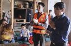 Báo Nông thôn Ngày nay/Điện tử Dân Việt chia sẻ với gia đình hai em bé lật thuyền tử nạn