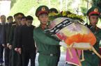Xúc động Lễ viếng, truy điệu ở quê nhà đại tá Lê Văn Quế, 1 trong 22 Liệt sĩ của Đoàn 337