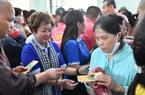 Quỹ từ thiện Hành Trình Xanh và NCB chung tay cùng miền Trung vượt qua khó khăn