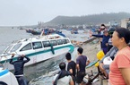 Đảo Lý Sơn tan hoang nhà cửa, tàu thuyền sau khi bão số 9 quét qua