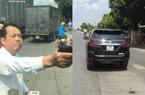 Xét xử lưu động giám đốc rút súng dọa bắn tài xế xe tải ở Bắc Ninh