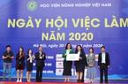 54 doanh nghiệp đổ về Học viện Nông nghiệp Việt Nam tuyển dụng 3.652 chỉ tiêu việc làm