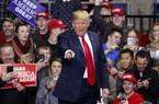 Trump thề sẽ biến Mỹ thành 'siêu cường sản xuất' không phụ thuộc vào Trung Quốc