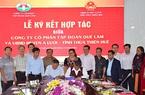 Quế Lâm hợp tác sản xuất, tiêu thụ nông sản hữu cơ với huyện miền núi tại TT-Huế