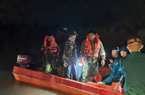 Đắk Lắk: Tìm kiếm một người mất tích do lũ cuốn trôi