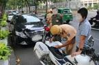 Dừng đỗ xe sai quy định bị phạt bao nhiêu tiền?