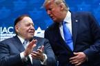 Ông trùm sòng bạc Mỹ 'bơm' số tiền kỷ lục cho chiến dịch Trump
