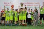Khép lại giải bóng đá NTNN/Dân Việt lần thứ 12: Cái bắt tay và lời hẹn 2021