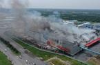 Chuyển Công an TP.HCM điều tra vụ cháy Công ty CJ Food ở KCN Hiệp Phước