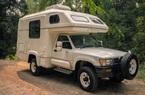 Toyota Hilux Galaxy Camper 1993 - Nhà di động đầy đủ tiện nghi