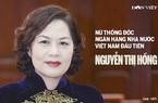 Chân dung nữ thống đốc đầu tiên của Việt Nam Nguyễn Thị Hồng