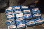 An Giang: Bắt vỏ lãi chở 20 nghìn khẩu trang y tế đang trên đường chuyển sang biên giới Campuchia