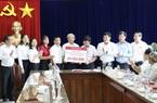 Agribank trao thêm 1,3 tỷ cho người dân Quảng Ngãi khắc phục hậu quả bão lũ