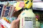 Hàng tiêu dùng Mỹ: Chính thức trộn lẫn xách tay