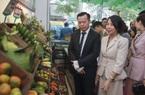 Rộn ràng trải nghiệm mua sắm thực phẩm sạch tại Hà Nội