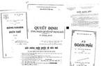 Khi làm Sổ đỏ phải nộp bản gốc hay bản sao giấy tờ?
