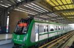 Công ty Trung Quốc trúng gói thầu đường sắt Cát Linh - Hà Đông khi nào vận hành?