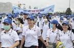"""Hàng ngàn người đi bộ ở Quy Nhơn kêu gọi vì """"một trái tim khỏe"""""""