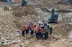 Phát hiện thi thể công nhân bị sạt lở vùi lấp giữa lòng sông tại Rào Trăng 3