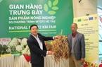 Bắc Giang: Nông dân thích thú trồng cây ba kích củ xoắn như chùm dây thừng có tác dụng bổ thận tráng dương