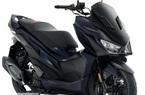 SYM Jet X 125 ra mắt, thiết kế khá giống Honda PCX