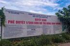 """Khu đô thị Đông Bình Dương: Dự án """"treo"""" 15 năm, 5 lần được giao đất và thay đổi quy hoạch"""