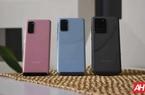 Điện thoại 5G bán chạy nhất thế giới: Gọi tên Galaxy S20