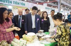 Lần đầu hải sản tươi sống xuất hiện ở Hội chợ OCOP Quảng Ninh 2020