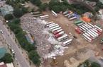 Chủ tịch Hà Nội Chu Ngọc Anh có biết hàng trăm tấn rác thải lộ thiên bốc mùi ngay giữa khu đô thị?