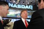 Trước ngày bầu cử Mỹ, Dow Jones tăng vọt hơn 400 điểm
