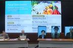 Hội nghị trực tuyến quốc tế đầu tiên về tối ưu hóa chuỗi cung cấp thực phẩm toàn cầu
