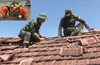 Quảng Ngãi: Những người ở tuyến đầu khắc phục hậu quả vùng tâm bão số 9