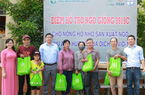 Tặng 60 tấn ngô giống cho 20.000 nông hộ tại Đồng Nai, Bà Rịa - Vũng Tàu