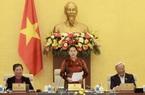 Xem xét trình Quốc hội phê chuẩn bổ nhiệm Thống đốc Ngân hàng thay ông Lê Minh Hưng