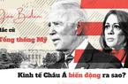 """Joe Biden đắc cử Tổng thống Mỹ: Mối quan hệ kinh tế với """"tứ cường"""" Châu Á sẽ thế nào?"""