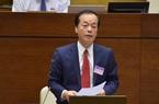 Bộ trưởng Phạm Hồng Hà trả lời về việc chủ đầu tư chậm trả sổ đỏ cho khách hàng bị phạt 1 tỷ đồng