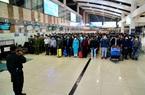 Diễn tập khẩn nguy đối phó với tình huống gây rối trật tự công cộng tại nhà ga hành khách T1- Cảng HKQT Nội Bài
