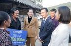 Danko Group tặng 50 triệu đồng cho hộ nghèo xây nhà tại Thái Nguyên
